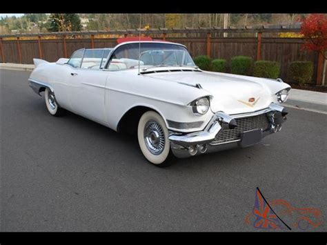 57 Cadillac Convertible by 57 Cadillac Eldorado