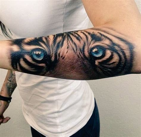 tiger eyes tattoo designs tiger s forearm tattoos and piercings