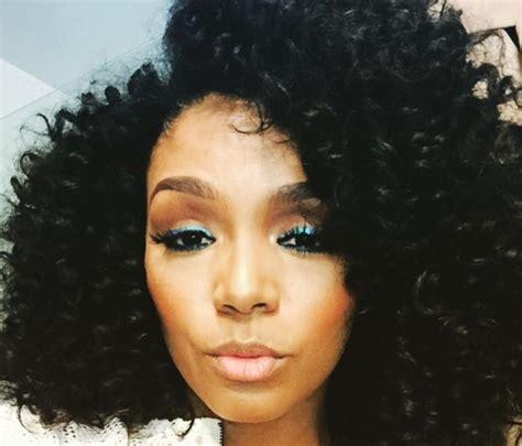 rasheeda short curly love and hip hop photos love hip hop atlanta this week
