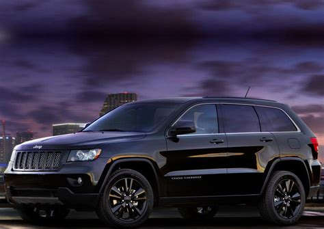 Jeep Grand Concept Luxury Automobiles