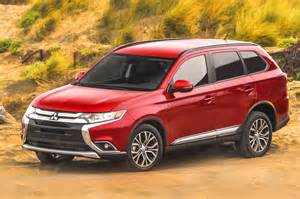 In Mitsubishi Outlander 2016 Mitsubishi Outlander Reviews And Rating Motor Trend