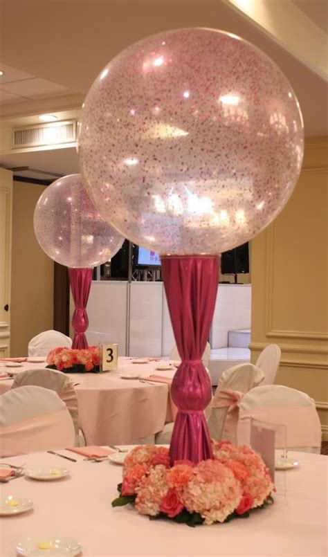 17 best images about xv sweet 16 centerpiece on pinterest