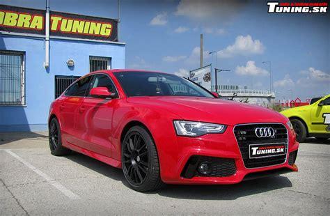 Audi A5 Mtm by Tuning Audi A5 Sportback S Doplnkami Caractere A Mtm V