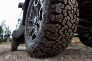 Truck Tires A Gravel Road Song Bfg Brings New All Terrain Tire To Market Medium Duty