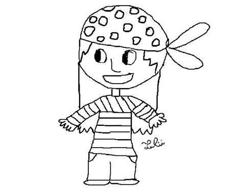 barco pirata dibujo para niños piratas para colorear simple piratas para colorear e