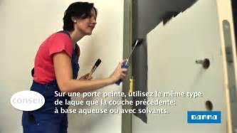 peindre une porte int 233 rieure en la bloquant vid 233 o