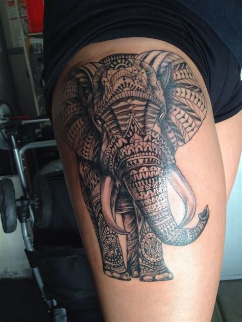 side leg tattoos best side thigh tattoos ideas on