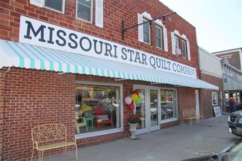 come visit the the missouri quilt co in hamilton missouri