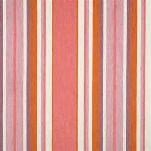 purple orange stripe upholstery fabric woven coral fabric