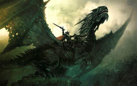 imagenes en 4k de dragones jinetes de dragones