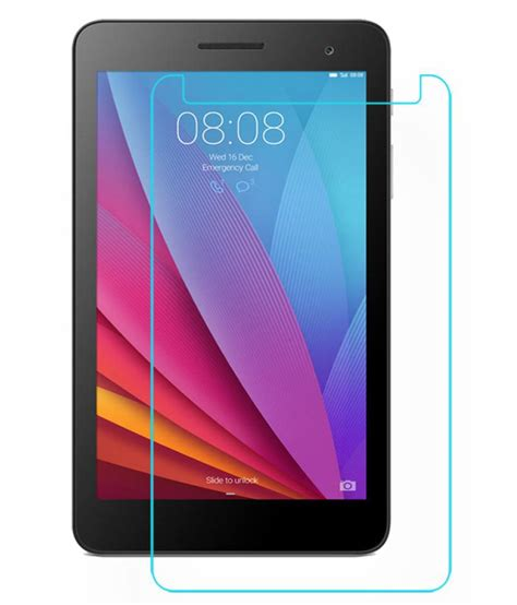 Diskon Tempered Glass Huawei Mediapad T1 8 0 Antigores Kaca Uniq huawei mediapad 7 t1 701u tempered glass screen guard by acm screen guards at low