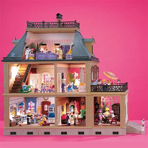 play mobile doll house victorian dollhouse playmobil victorian dollhouse