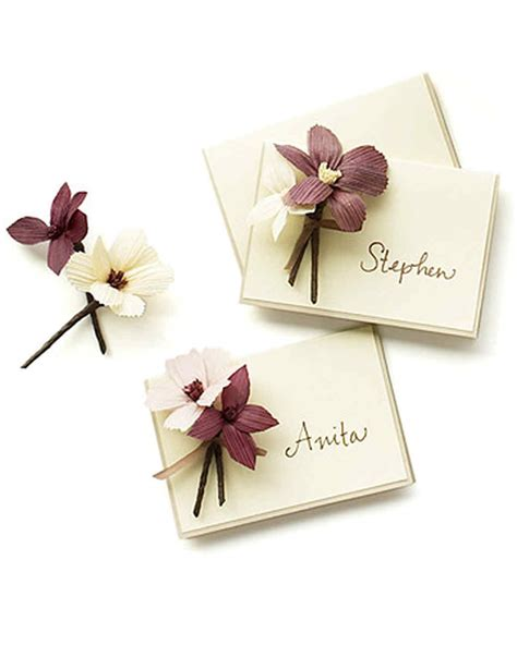 simple place card template place card clip and templates martha stewart
