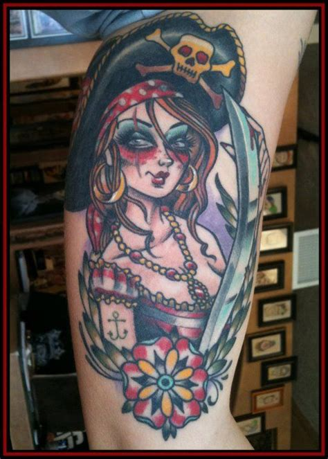 pirate pin up tattoo designs 489 best images about pin up tattoos on pin up