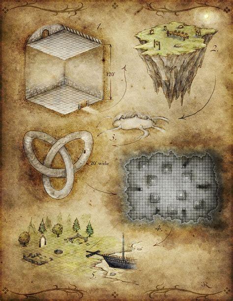 5 room dungeon 5 room dungeon map by torstan on deviantart