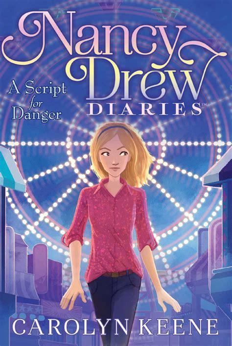 Look At The Nancy Drew by Nancy Drew Diaries Series