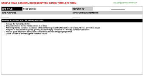 cover letter for cashier at sears cover letter for cashier with experience ideas cashier