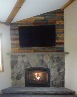 Tongue And Groove Fireplace by Our New Fireplace We Used Keda Dye On Tongue And Groove