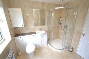 Small Bathroom Makeover Ideas by Fitted Bathroom With Knock Through In Banstead By Our
