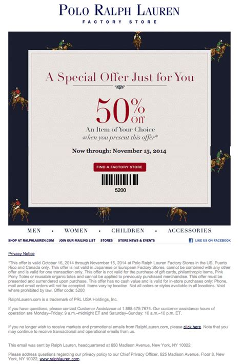 Ralph Printable Coupon