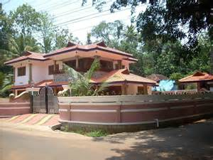 houseinkerala org design concepts for gate and compound wall