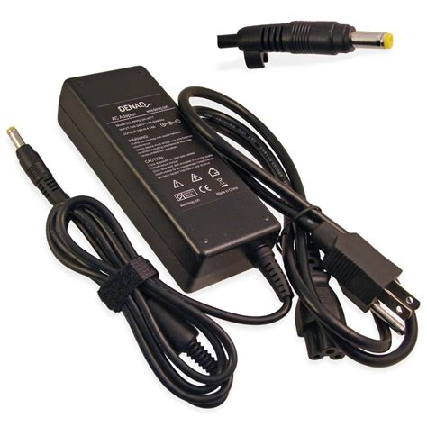 denaq 19 volt 4 74 4 8 mm 1 7 mm ac adapter for hp compaq business notebook presario and