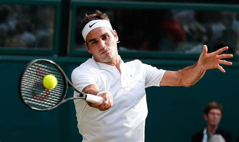 wimbledon 2017 roger federer favourite after dusan lajovic win peter fleming - How Much Money Did Roger Federer Win Today