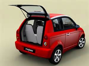 Electric Car Think Price Company Launches Think Electric Car In