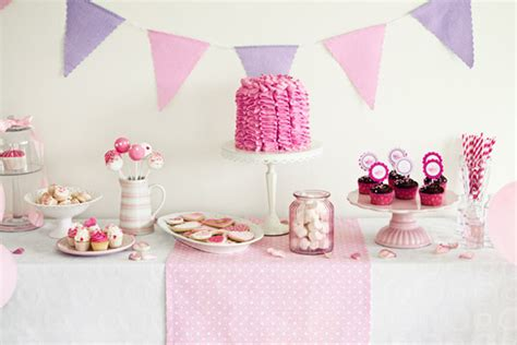 trending bridal shower decorations must haves 2013 and 2014 - Pink Bridal Shower Decorations