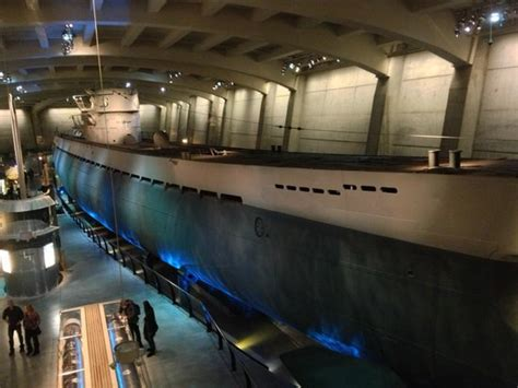 u boat museum u 505 german u boat picture of museum of science and