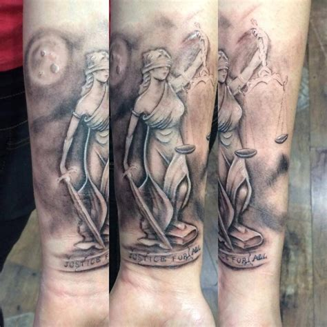 justice tattoo designs themis my work justice