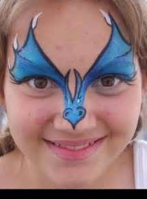 gallery gt easy dragon face paint
