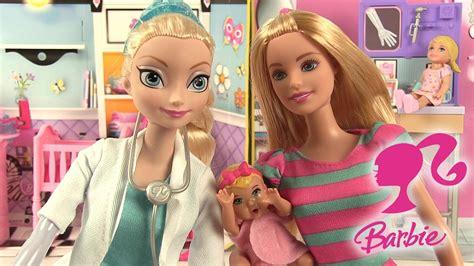 film barbie apprentie princesse en francais entier barbie en fran 231 ais baby sitter p 233 diatre poup 233 e elsa youtube