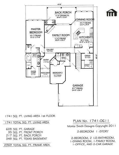 large family house floor plans single family home 4 one story house plans with large family room