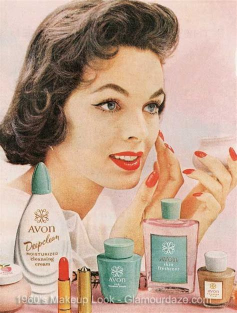 skin care for women in their sixties makeup and skin with 1960s makeup with 1960 s 1970 s 12487