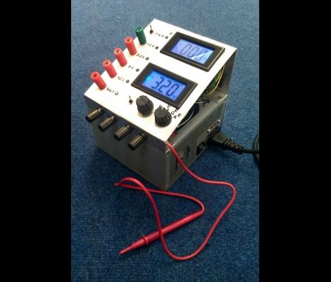 atx bench supply atx psu turned into an adjustable voltage bench supply hackaday