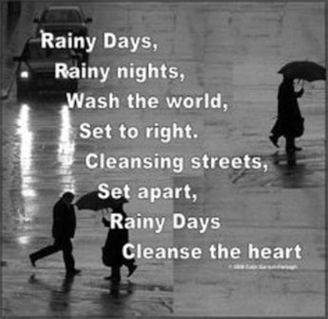 20  Rainy Day Quotes   Quotes Hunter