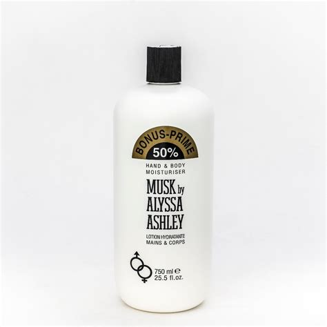 Alyssa White Musk Lotion 750 Ml alyssa official and original perfumes and fragrances