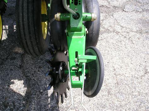 Planter Closing Wheels by Viewing A Thread Deere 7000 7200 Closing Wheels