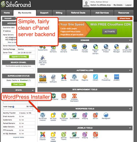 siteground hosting review  pros cons   siteground