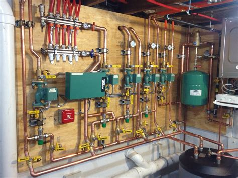 Hydronic Plumbing by Hydronic Heating Trim Heating Supplies For Hydronic Boilers