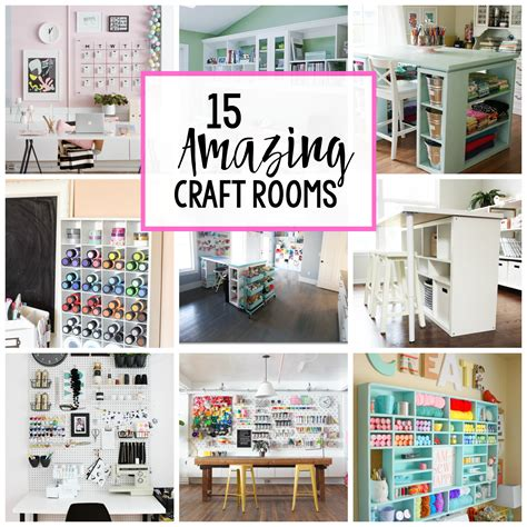 craft room ideas craft room inspiration projects