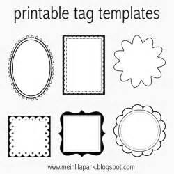 Free printable tag templates for diy tags ausdruckbare etiketten