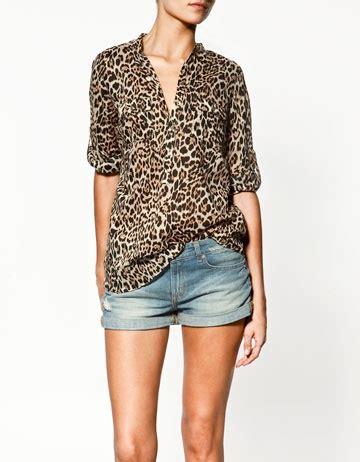 Blouse 2 Pieces Black Leopard best 25 animal print blouse ideas on less