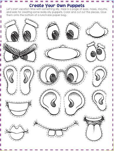 imagenes ojos nariz boca orejas imagen de ojos nariz boca y orejas imagui