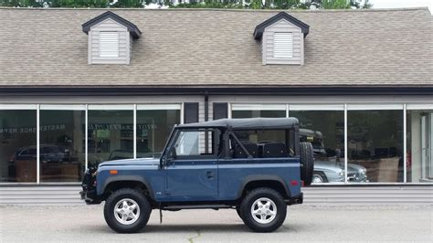 airbag deployment 1995 land rover defender electronic throttle control service manual 1994 land rover defender 90 overhead console repair how to repair center