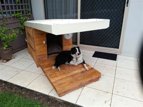 wooden dog house wood made houses modern house