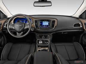 Chrysler 200 Inside 2016 Chrysler 200 Prices Reviews And Pictures U S News