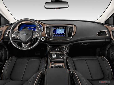 2012 Chrysler 200 Interior by 2016 Chrysler 200 Prices Reviews And Pictures U S News