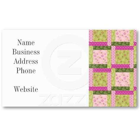 53 Best Images About Quilters Business Cards On Pinterest Crafts Square Quilt And Quilt Designs Quilt Shop Business Plan Template
